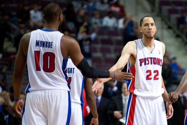 Pistons' Prince, Youngster on 2004 Championship Team, Now Veteran Leader