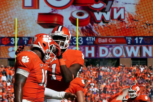Clemson Tigers vs. Wake Forest: Betting Odds, Preview, Trends and Pick