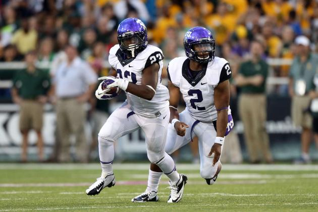 Big 12 Upset Alert: Week 9