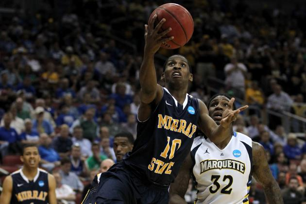 Murray State Suspends Guard Zay Jackson for Season