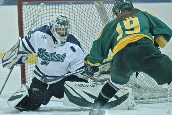 Nationally-Ranked Clarkson and Mercyhurst Split Epic Series