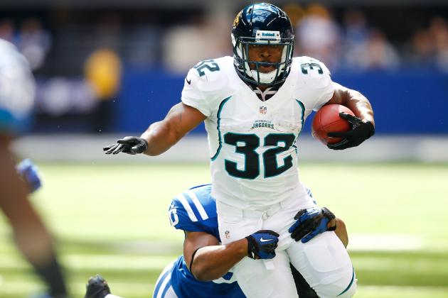 Maurice Jones Drew: Fantasy Owners Must Trade Injured Jacksonville Jaguars RB