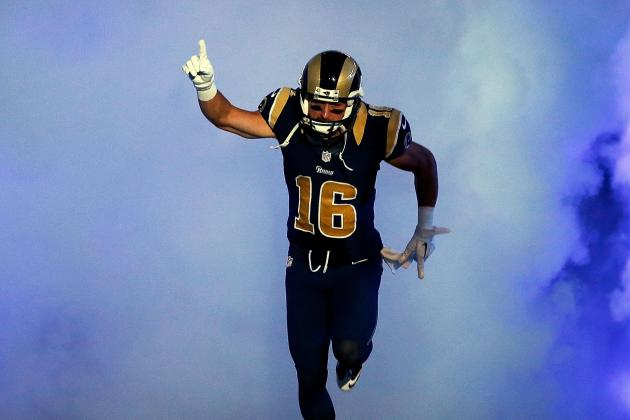 Danny Amendola's Return Is Vital for Rams and Fantasy Owners' Playoff Push