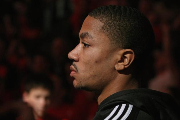 Thunder's Kevin Durant Says Bulls' Derrick Rose Will Be 'Stronger and Better'