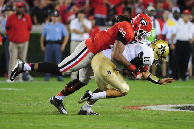 One Jones a go for UGA, another starting Jonesout