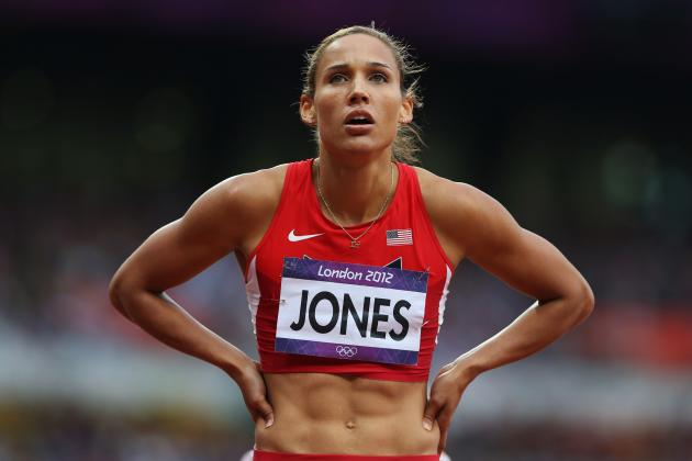 Lolo Jones Selected to US Bobsled Team