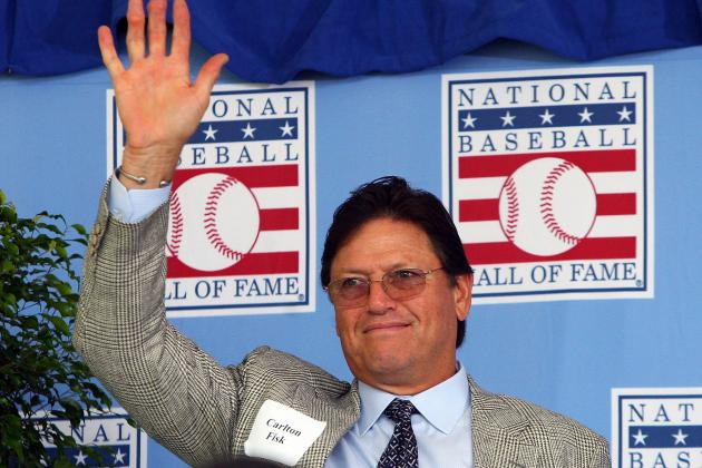 Hall of Fame Catcher Fisk Charged with DUI