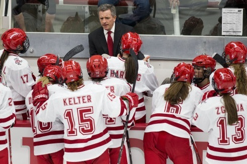 Badgers' First Game in New Arena Brings Third Straight Loss
