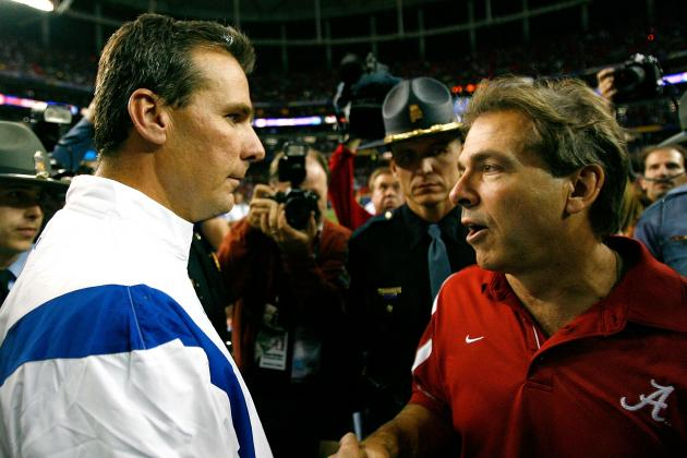 Odds Nick Saban, Alabama Get 5-Star S Vonn Bell over Urban Meyer and Ohio State