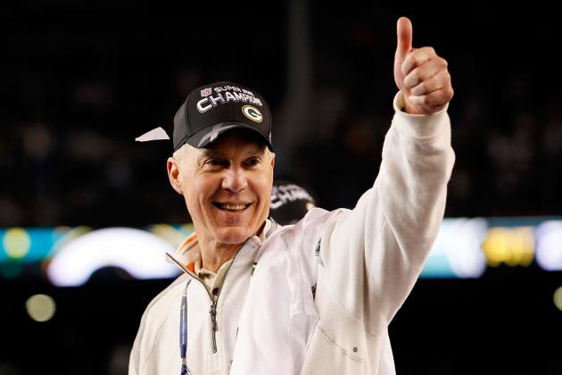 Green Bay Packers: Ted Thompson Knows How to Build a Deep Roster