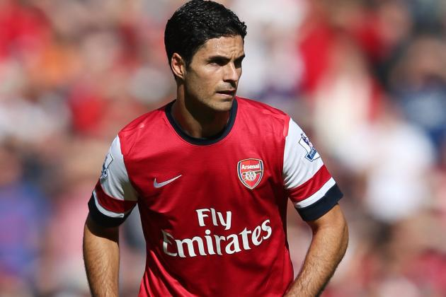Arsenal's Mikel Arteta Says Arsenal Need to Create More Chances