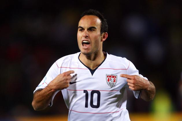 Landon Donovan and the Search for the Next Team USA Torchbearer