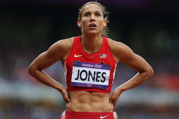 Lolo Jones Picked for USA Olympic Bobsled Team