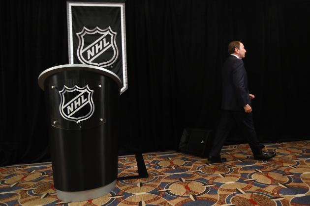 NHL Lockout: Oct. 25 Deadline for 82-Game Season Passes with No Negotiations