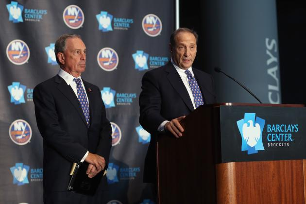Islanders Announce They Will Be Moving to Brooklyn in 2015