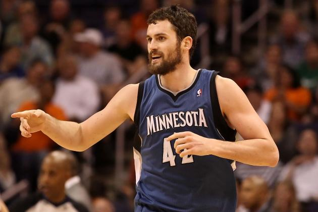 Kevin Love Shaves His Head to Help Fight Cancer (VIDEO)