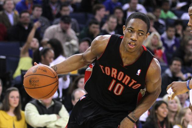 Toronto Raptors' DeMar DeRozan Has Done His Homework
