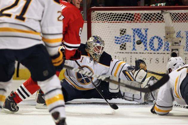 Sabres' Enroth Signs with Swedish Third Division Club