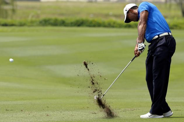 Tiger Woods at CIMB Classic 2012: Day 1 Highlights, Analysis and More