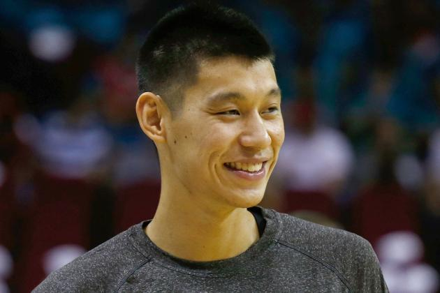 Jeremy Lin Is Happy with the Steady Progress of the Rockets