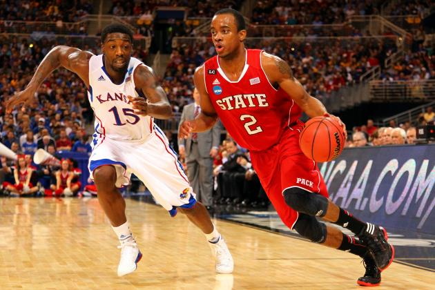 NC State's Lorenzo Brown Belongs with Elite Point Guards