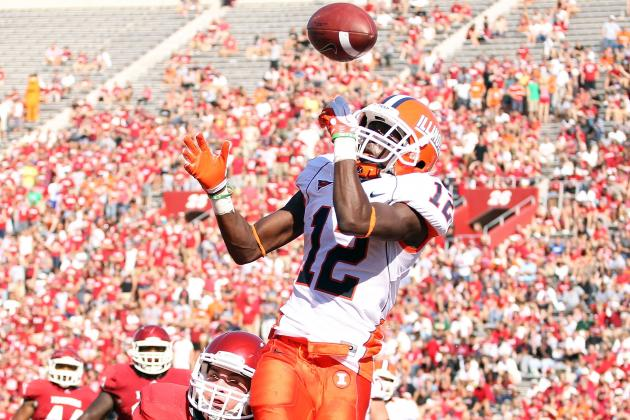 Indiana Hoosiers at Illinois Fighting Illini: Preview, Prediction, TV Info