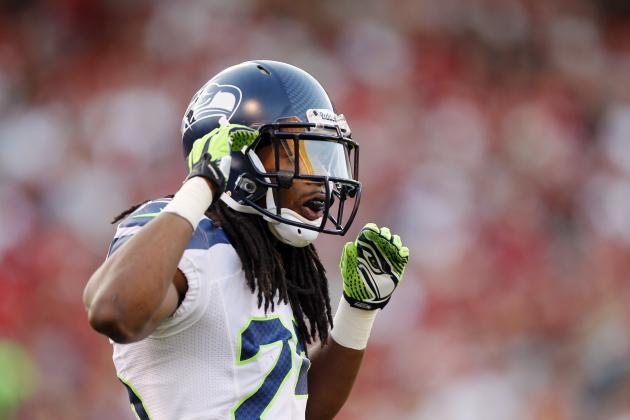 Richard Sherman Changes Twitter Handle to Optimus Prime, and More NFC West News