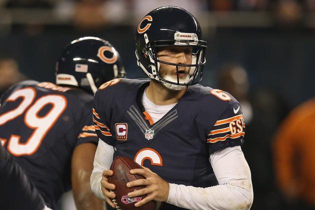 Bears Weekly Progress Report: Cutler & Bears Prove Themselves Heading to Week 8