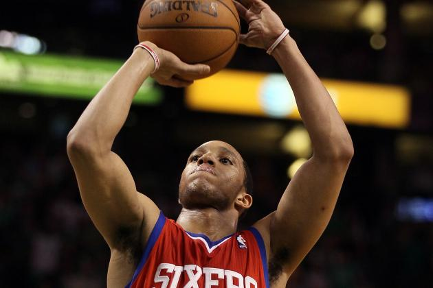 Sixers Exercise 4th-Year Option on Evan Turner