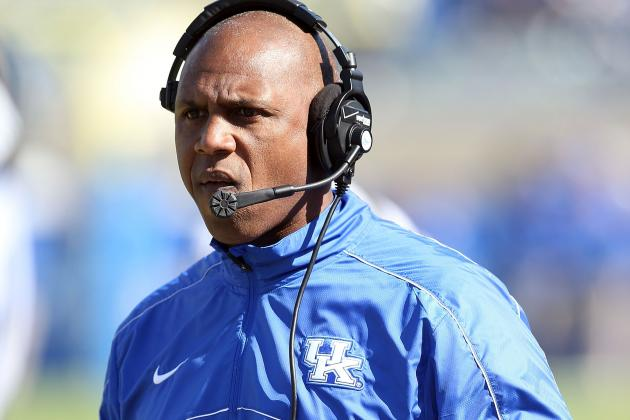 Kentucky Football's Injury News Is Mostly Positive
