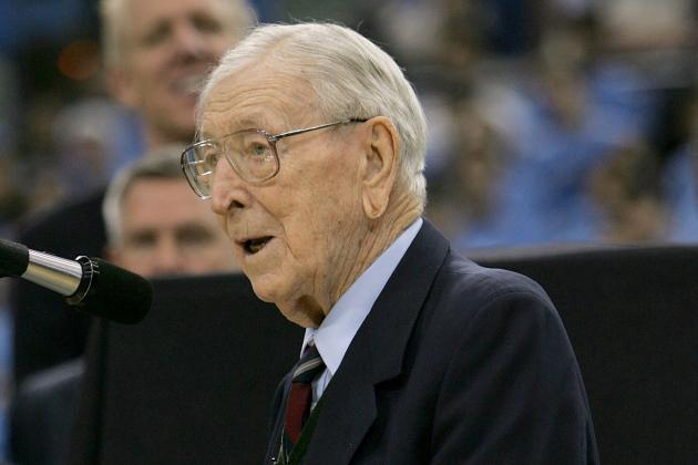 Sculptor 'Tries to Catch the Essence of Coach' John Wooden
