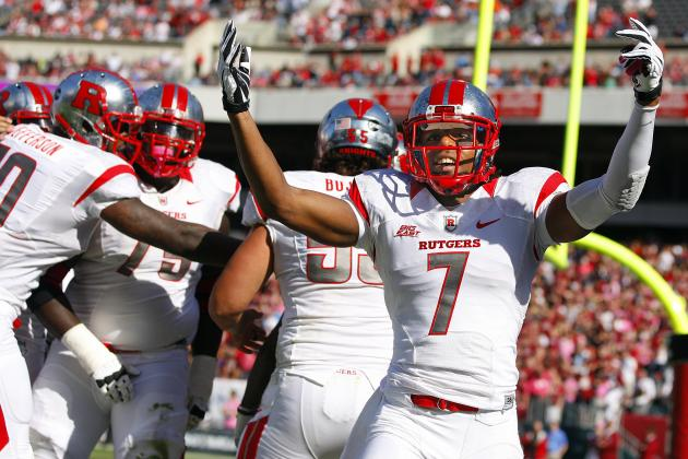 Rutgers Starts Unusual Late-Season Stretch Due to Schedule Quirk