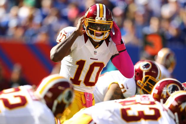 Redskins vs. Steelers: Sketching out a Game Plan for Washington