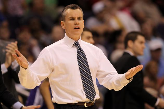 Billy Donovan Speaks Up About Kentucky's Reality Show