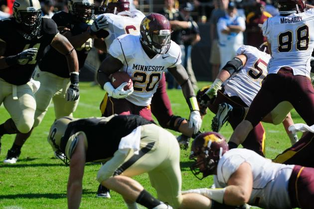 Sandell: Direction of Gophers' season may be determined against Purdue