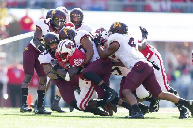 Losses Haven't Dampened Gophers' Drive