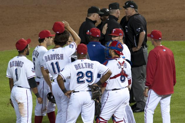 Texas Rangers Have 'Quite a Bit to Do' to Get Back to World Series