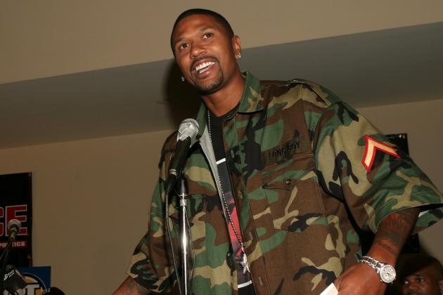 ESPN's Jalen Rose Pays Up on Bet, Shaves Head After Lions Loss