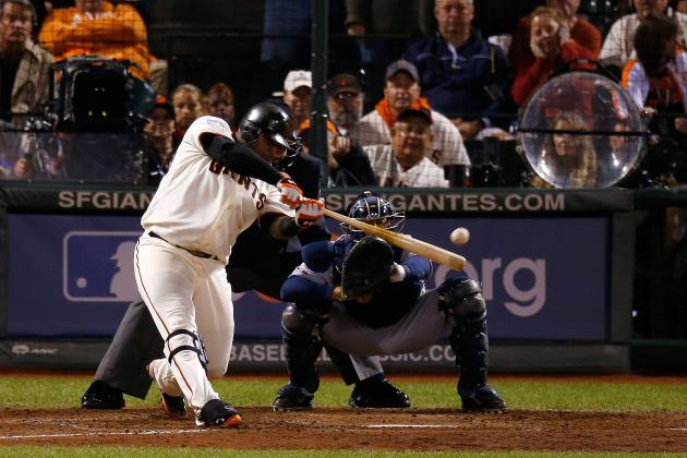 Was Pablo Sandoval's 'Reggie Jackson' Moment the Best in Giants Playoff History?
