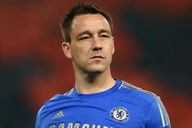 Chelsea Transfer News: Why John Terry Should Move to Valencia CF This January