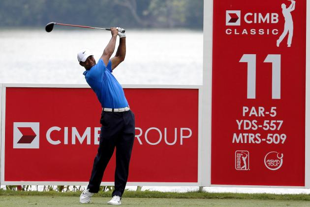 Asia Pacific Classic 2012: Tiger Woods Looks for Tournament Win to Gain Momentum