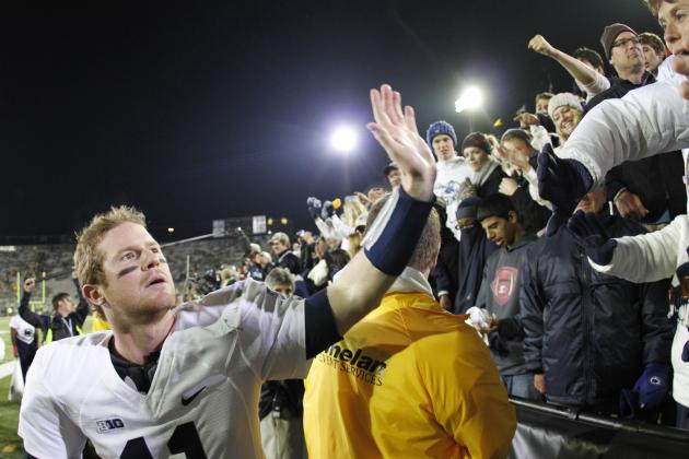 Penn State Football: Does Matt McGloin Belong the Heisman Race?