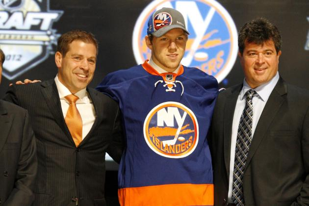 Notes: Isles Move to Brooklyn, JD Joins Columbus