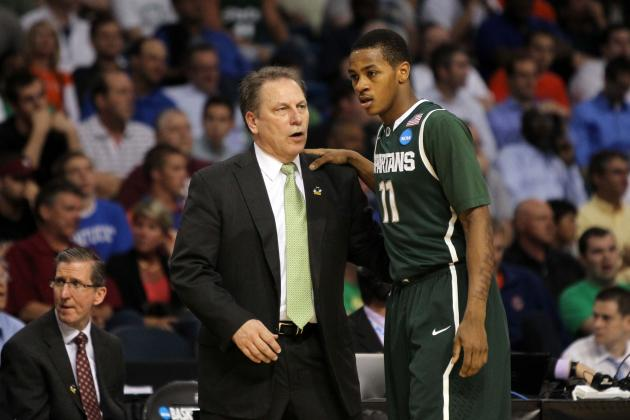 Michigan State's Keith Appling Is Maturing into Coach Tom Izzo's Kind of Leader