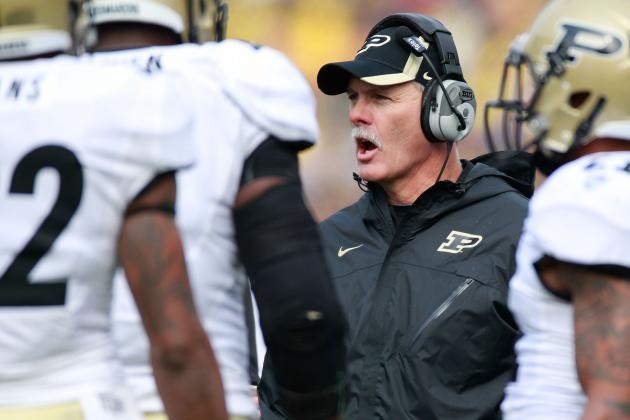 Brunt: Danny Hope, Purdue can't afford to lose at Minnesota
