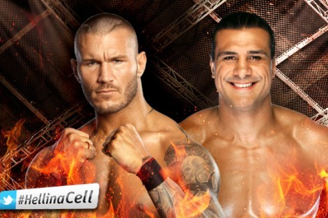 WWE Hell in a Cell 2012: Is Alberto Del Rio vs. Randy Orton Destined to Fail?