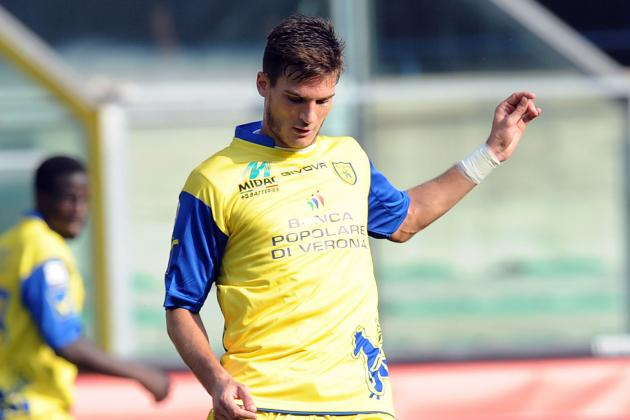 Inter open talks with Chievo Over defender