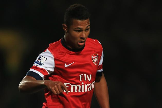 Serge Gnabry Can Replace Theo Walcott at Arsenal