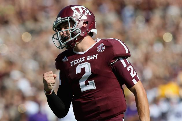 Texas A&M vs. Auburn: Tigers Will Have No Answer for Aggies' QB Johnny Manziel