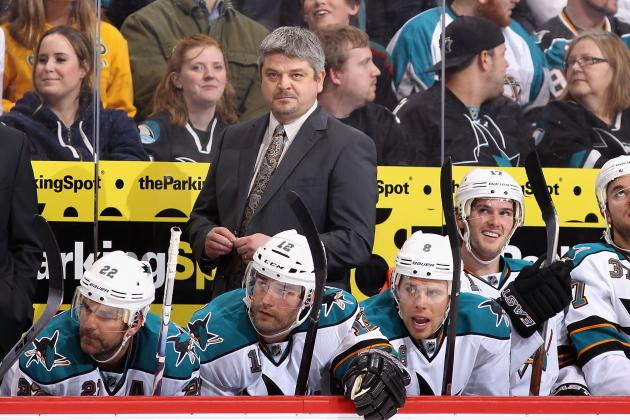 How Things Are Changing Behind the Bench for McLellan & His Coaching Staff